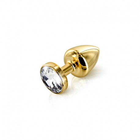 ANNI Round Gold Plated